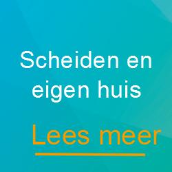 scheiden en eigen woning - Scheidingsplanner Hoofddorp - Badhoevedorp - Nieuw-Vennep