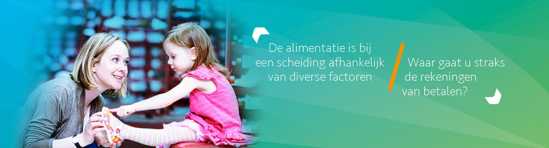 De alimentatie bij een scheiding - Scheidingsplanner Hoofddorp - Badhoevedorp - Nieuw-Vennep