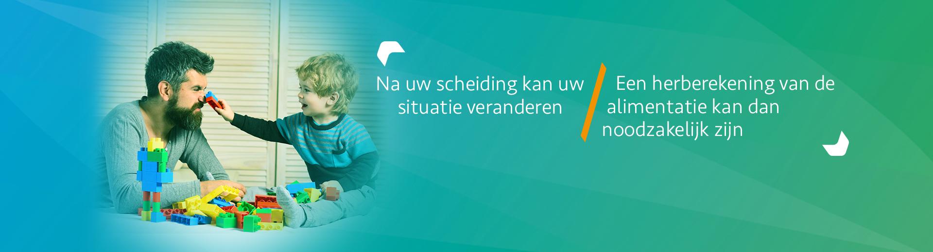Alimentatie herzien - Scheidingsplanner Hoofddorp - Badhoevedorp - Nieuw Vennep
